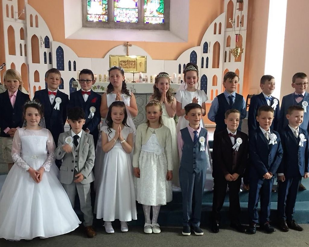 Coolfancy Communion Class 2018